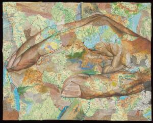 view Alzheimer's disease, artwork
