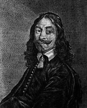 view Portrait of biographer William Brownrigg