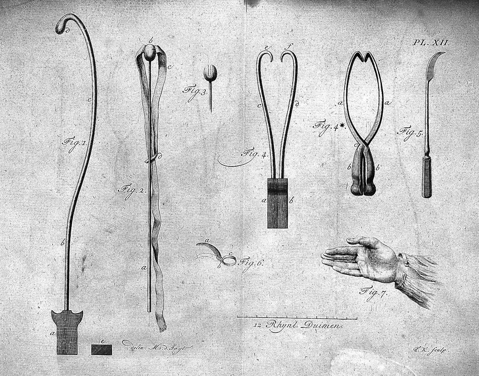 Veterinary medicine - 18th-century instruments  | Wellcome