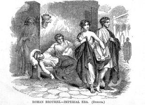 view Roman Brothel - Imperial Era.
