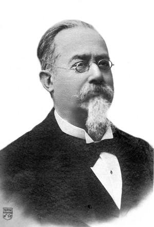 view Portrait of C. Lambroso from H.Kurella's Cesare Lombroso