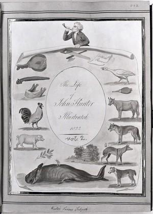 view The Life of John Hunter: J. Hunter's animals.