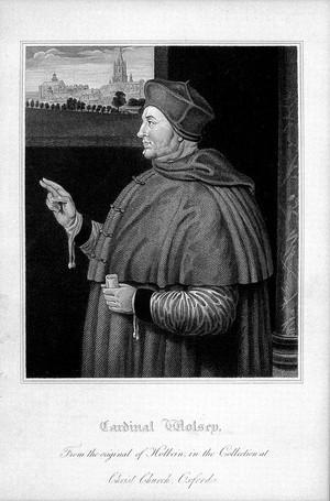 view Cardinal Thomas Wolsey.