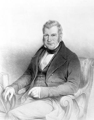 view Portrait of Henry Clutterbuck
