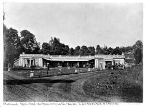 view Sulks Hotel, Octacamand, where Griffith Evans lived from March 1881 - March 1882