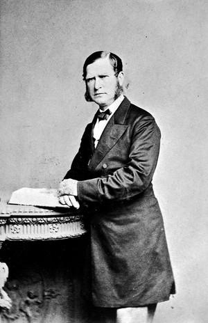 view Portrait of Donald Dalrymple
