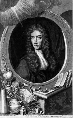 view Portrait of The Honourable Robert Boyle (1627 - 1691), Irish natural philosopher