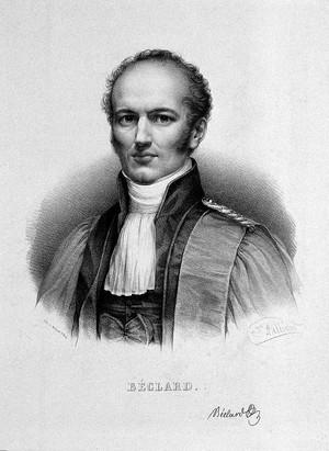 view Pierre Auguste Beclard (1785-1835)