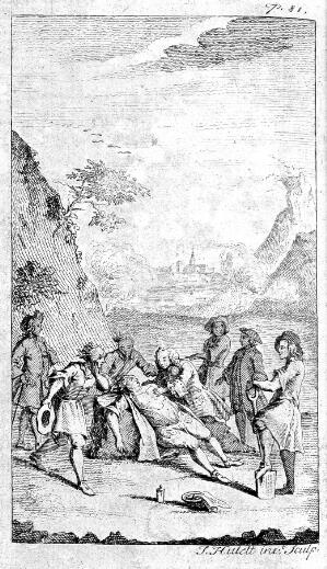 view Winslow, 'The uncertainty...', 1746: artificial respiration