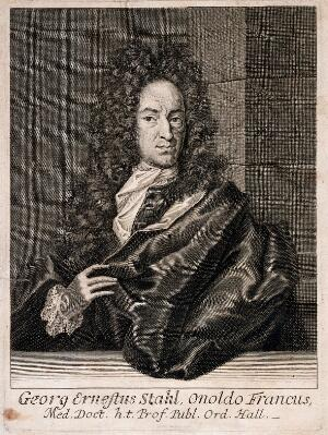 view Georg Ernst Stahl