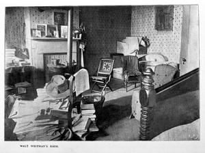 view Walt Whitman's room