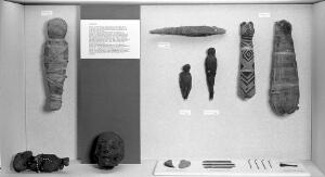 view Museum objects from exhibition-various.1972-3