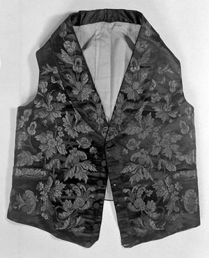 view H.H. Hickman's waistcoat.