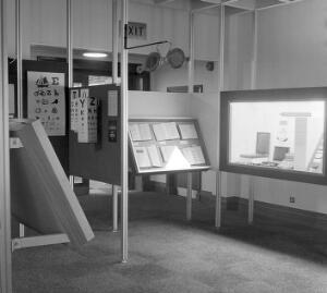 view 1969 Exhibition: Vision and the Eye