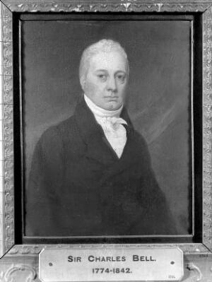 view Portrait of Sir Charles Bell (1774-1842)