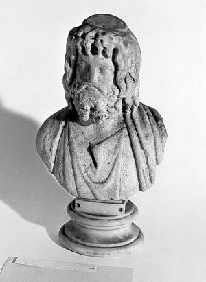 view Bust of Jupiter Serapis