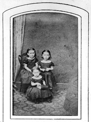 view Annie Eastland and her sisters.