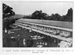view Brockley Hill sanatorium for Tuberculosis
