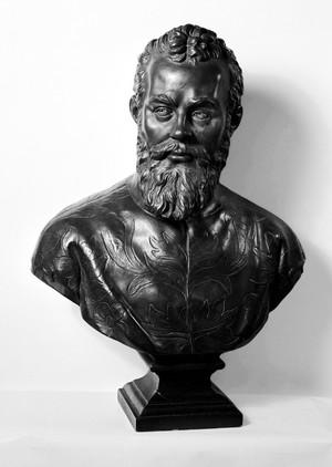 view Bust of A. Vesalius