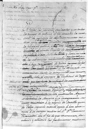 view Martin Sesse y Lacasta et al, En todas la naciones civilizadas, 1802-1804