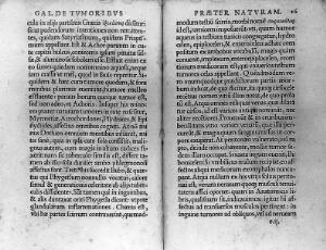 "view Images from""De atra bile liber...."" Galen, 1529"