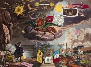 view Prophetic almanac. 1832 edition.