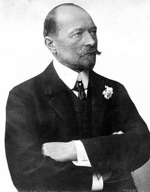 view Emil von Behring. Photograph.