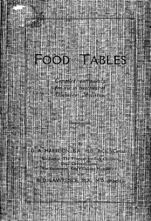 view Food Tables.