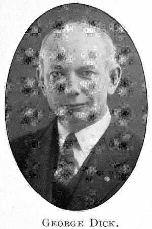 view Portrait of George Frederick Dick