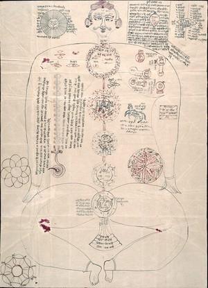 view Indic Manuscript 347, side a