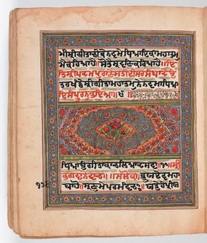 view Panjabi Manuscript 255