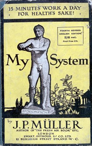 """view J.P. Muller, """"My System, 15 minutes ..."""""""