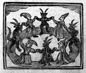 view The History of Witches and Wizards, 1720