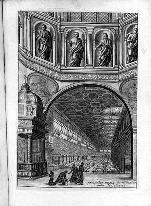 view P. Saulnier, De capite sacri ordinis Sancti...