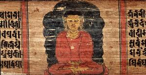 view Buddha in Dhyana, the stage of meditative training that lead to Samadhi.