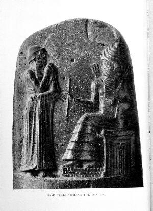 view The Hammurabi Code and Sinaitic Legislation