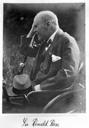 view Portrait of Sir Ronald Ross