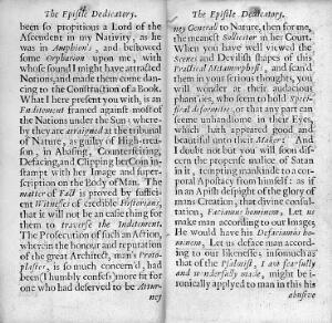 view John Bulwer, text from Anthropometamorphosis