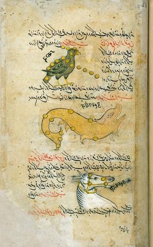 view Constellations of Aquila, Delphinus and Equuleus.