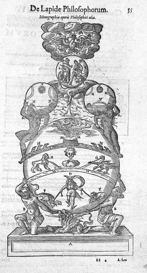 view Libavius, Alchymia ..., 1506