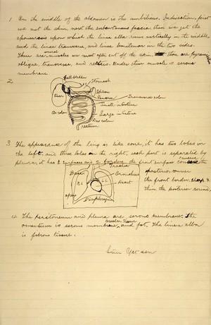view Sun Yat Sen examination paper, 1887