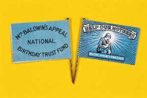 view National Birthday Trust Fund, flags for 'hel