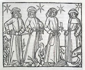 view The Kalender of Shepherdes, reprint of 1503