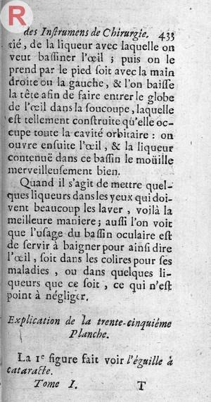 view R.G. Garengeot, Nouveau traité des instrumen