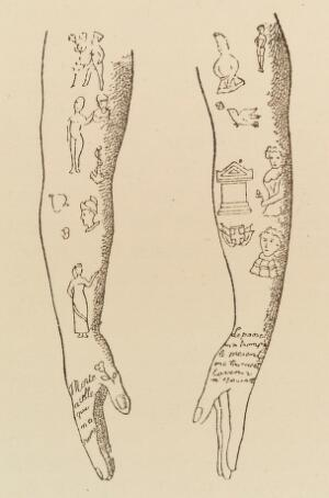view Tattooed arms