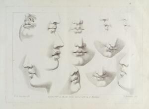 view Drawings of Chines in Ciprianii's 'Rudiments of Drawing..