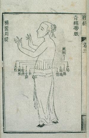 view Belt Vessel (daimai), Chinese woodcut, 1817