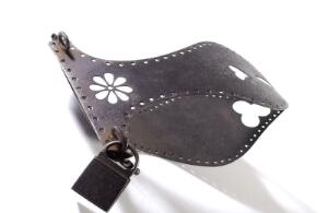 view Iron chastity belt, possibly 16th Century