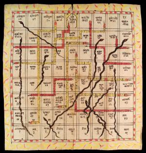 view Snakes and Ladders (Game of Heaven & Hell)