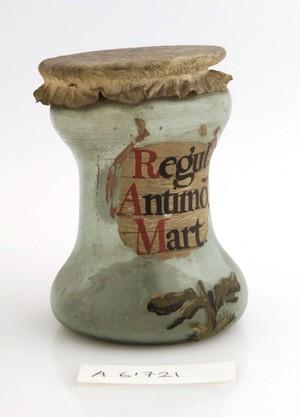 view Apothecary jar